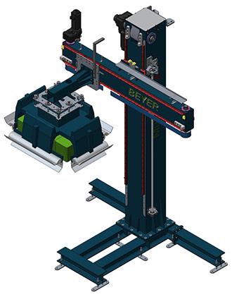 Linearpalettierer MultiPal-L-2A/3A